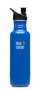 Klean Kanteen 27 oz Sport or Loop Cap