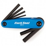 Park Tool AWS-11 Fold Up Hex Wrench Set