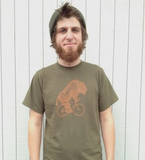 Cyclelogical Buffalo Bike Shirt