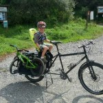 Surly Big Dummy w/ Child Seat